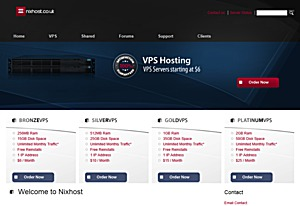 Nixhost - $6 384MB KVM VPS in France - Low End Box Low End Box