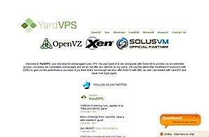 YardVPS - $6 71 512MB Windows VPS Chinese New Year Promo