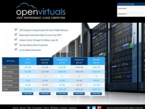 OpenVirtuals – $16/year 256MB OpenVZ VPS and more in 4 US locations