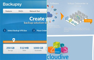 VPSDime – $7/Month 6GB RAM OpenVZ (Dallas) + Backupsy – $7/Month 250GB KVM (US/UK)