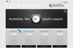 DotVPS – $7/month 1GB KVM and $7/month 3GB OpenVZ in Maidenhead, UK