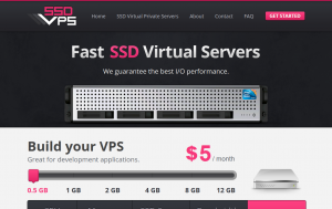 SSD VPS