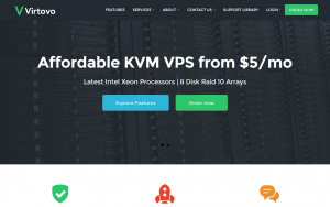 Virtovo – $7/month 1GB KVM VPS in Miami, USA, and Vancouver, Canada