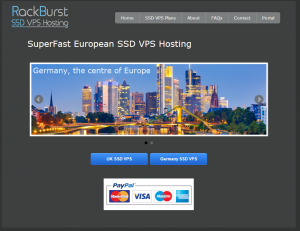 Rackburst – €2.19/month 256MB and €3.99/month 1GB OpenVZ SSD VPS in Frankfurt, Germany