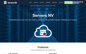 ServersNV – UK KVM starting at $2.51/month for 512MB and more