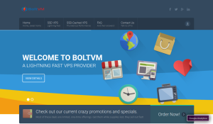 BoltVM – $18/year 1GB and $36/year 2GB OpenVZ VPS in Piscataway or Los Angeles