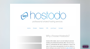 Hostodo – $5/month 2GB and $7/month 4GB OpenVZ in Los Angeles