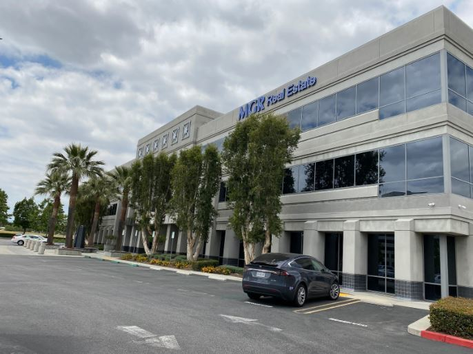 RackNerd's New Office Location in California