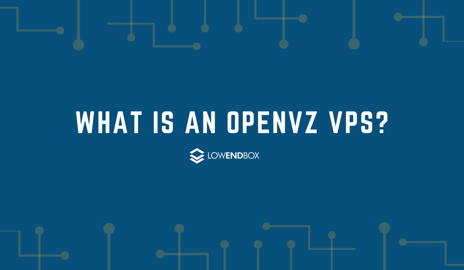 What is an OpenVZ VPS