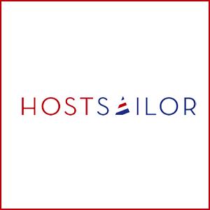 HostSailor Logo