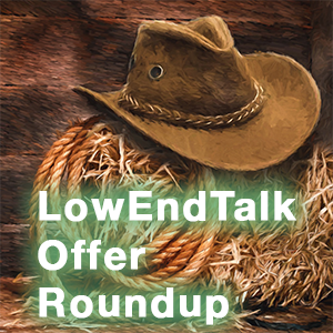 LowEndTalk Offers Weekly Roundup (May 1, 2021)