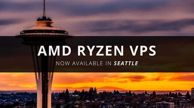 Community News: AMD Ryzen VPS in Seattle with NVMe by RackNerd Now Available!