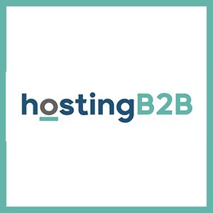 HostingB2B Logo